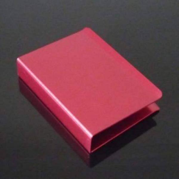 Aluminum Card Clip - SUPER - Red