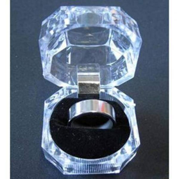 Wizard PK Ring (Silver, Flat Band) - 18 mm