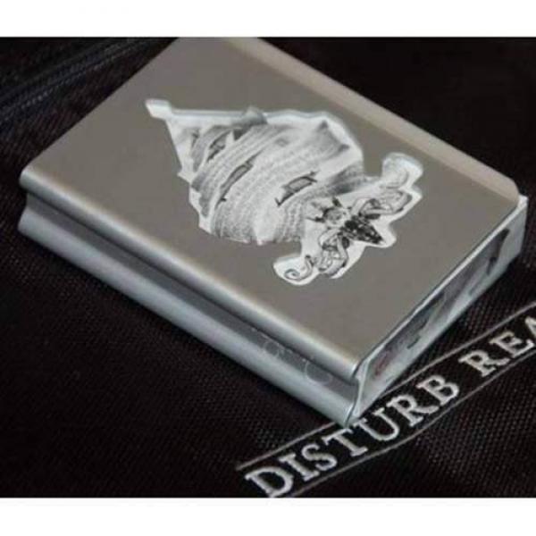 Arcane Card Clip in acciaio (silver)
