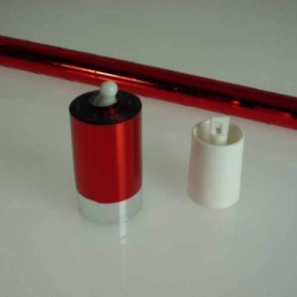 Vanishing Cane - Plastic - Red