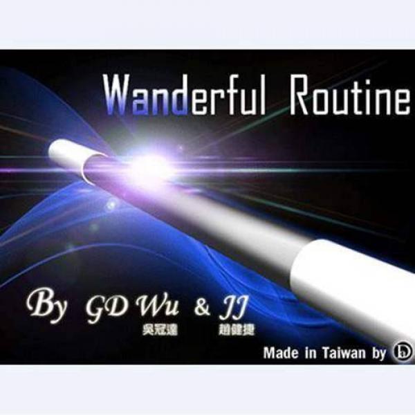 The Wanderful Routine by GD Wu & JJ (DVD &...