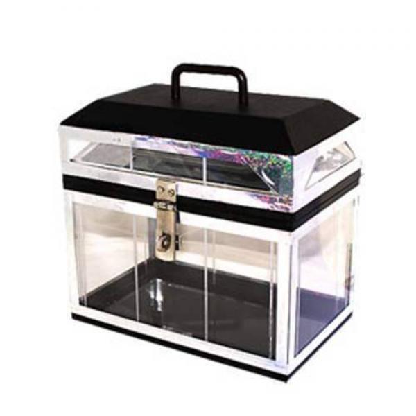 Crystal casket