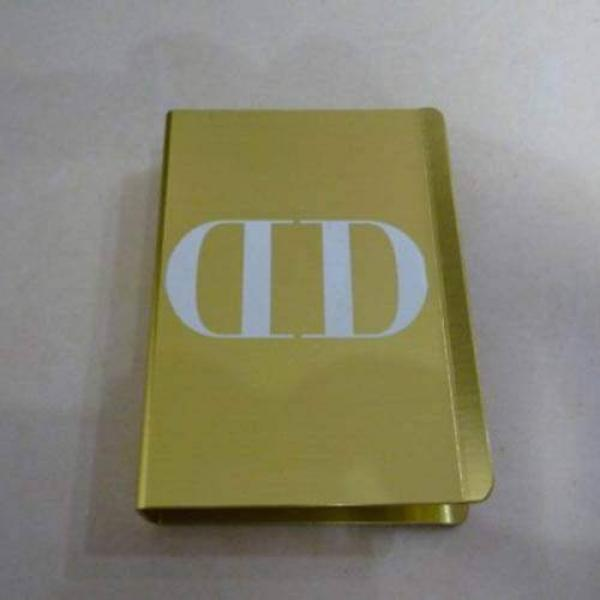 Card aluminum Clips DD - Super - Gold