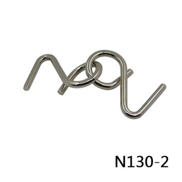 Cast Metal Puzzle N130-2