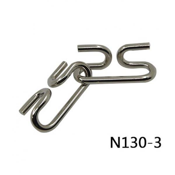 Cast Metal Puzzle N130-3