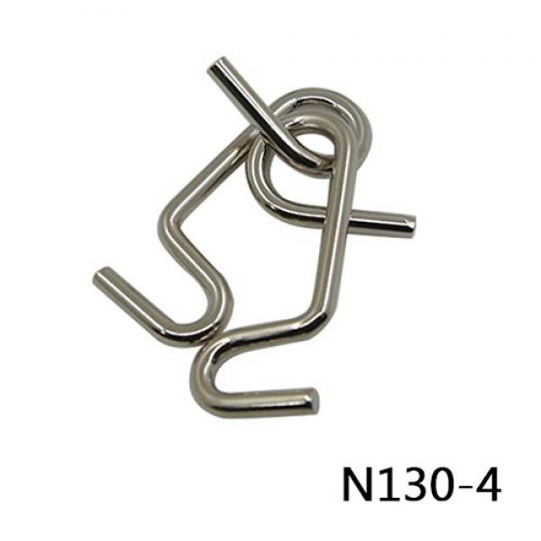 Cast Metal Puzzle N130-4