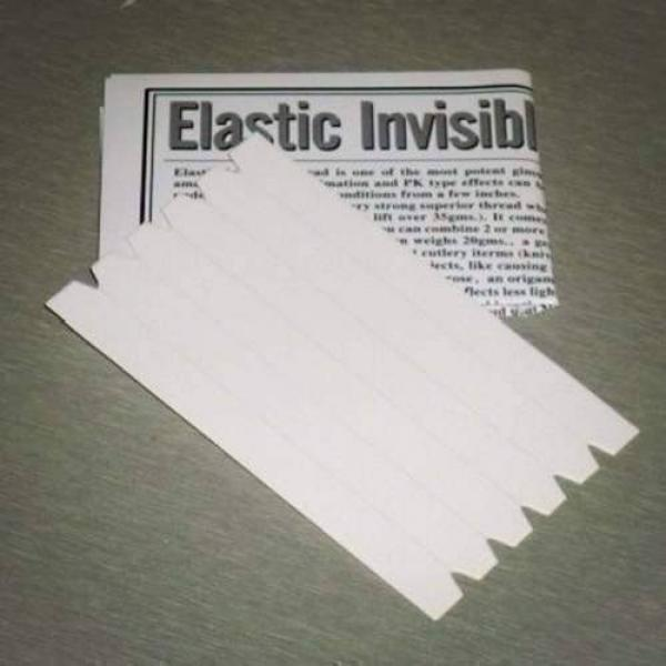 Elastic Invisible Thread Loops - Loops Elastici - ...
