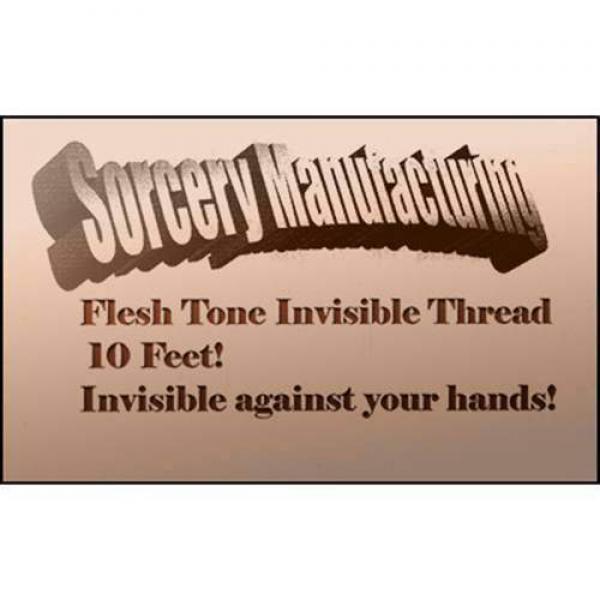 Filo invisibile color carne - Flesh Tone Invisible...