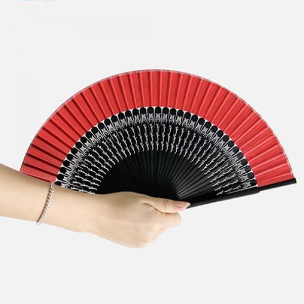 Manipulation Fan - red