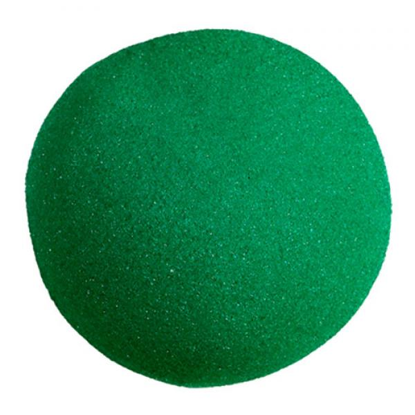 4 inch Super Soft Sponge Ball (Green) from Magic b...