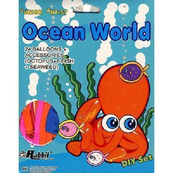 Ocean World Balloon Kit by Will Roya