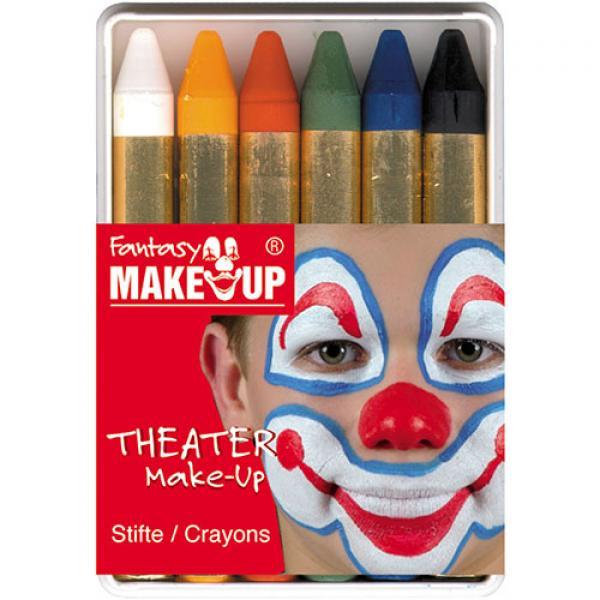 Make-up crayons