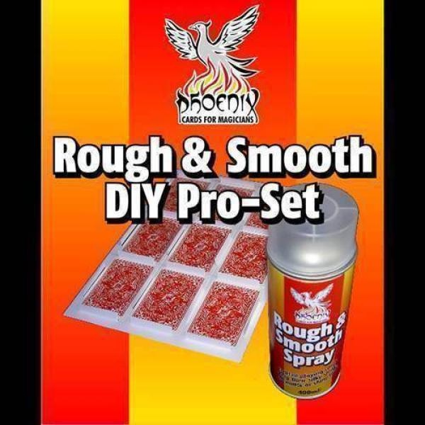 Phoenix Rough & Smooth DIY Pro-Set