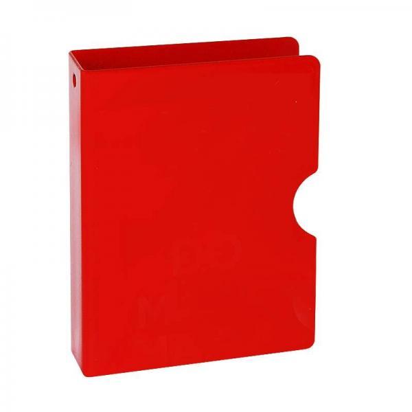 Card Guard - Plain Colour - Red