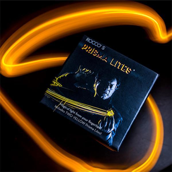 Rocco's SUPER BRIGHT Prisma Lites Pair (Yellow)