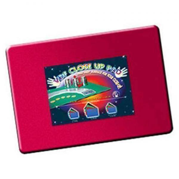 Professional Close Pad Big - 58 x 40 cm Red