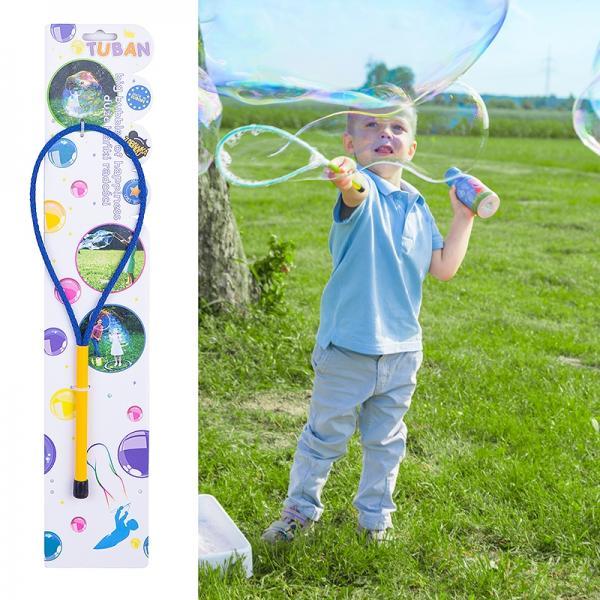 Tuban soap bubble ring