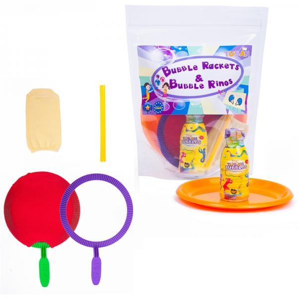 Tuban Bubble rackets & Bubble ring