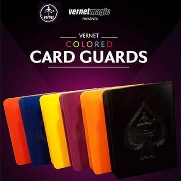 Vernet Card Guard (Violet) - Card Clip