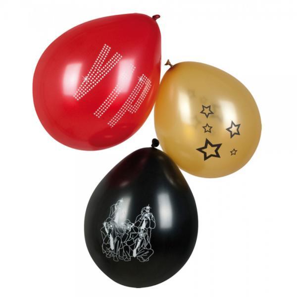 """VIP"" baloons"