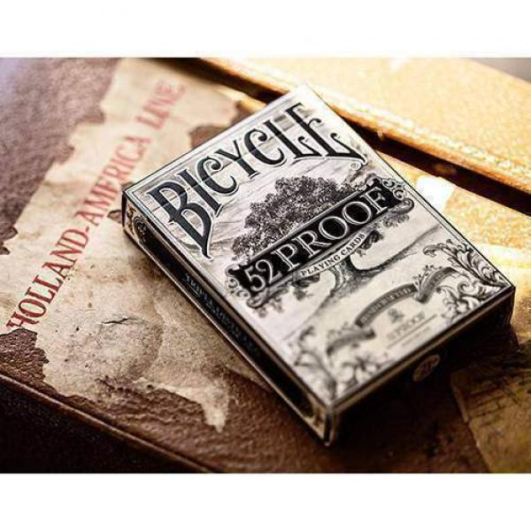 52 Proof V2 playing cards by Ellusionist