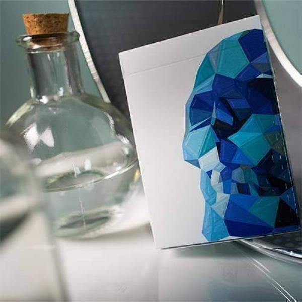 Mazzo di Carte Memento Mori Blue