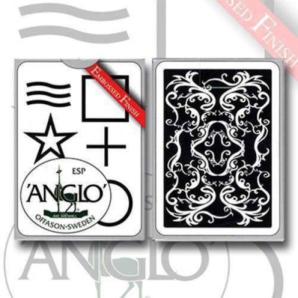 Anglo ESP Deck (black) - by El Duco
