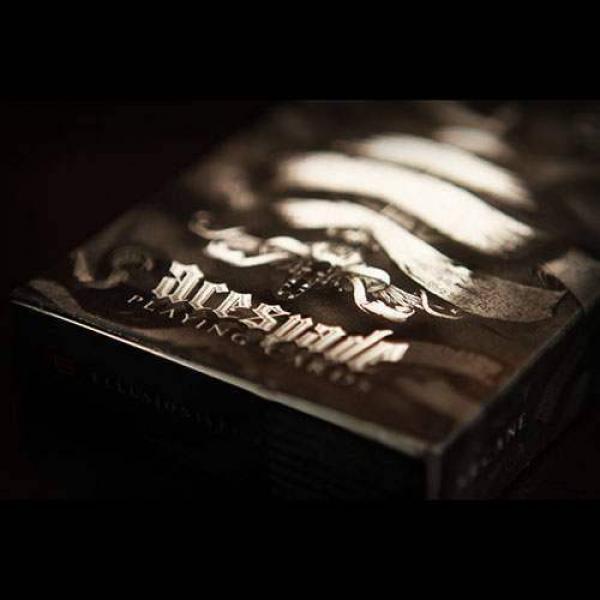 Arcane Gaff deck (Black) by Ellusionist