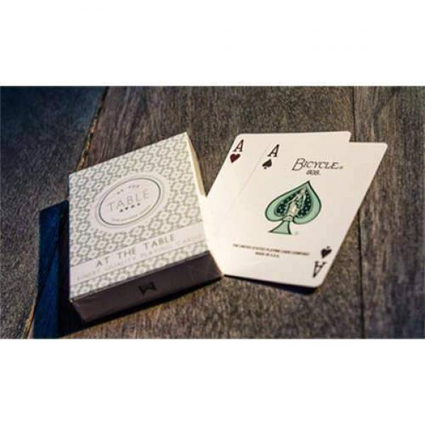 Mazzo di carte At the Table Playing Cards - green ...