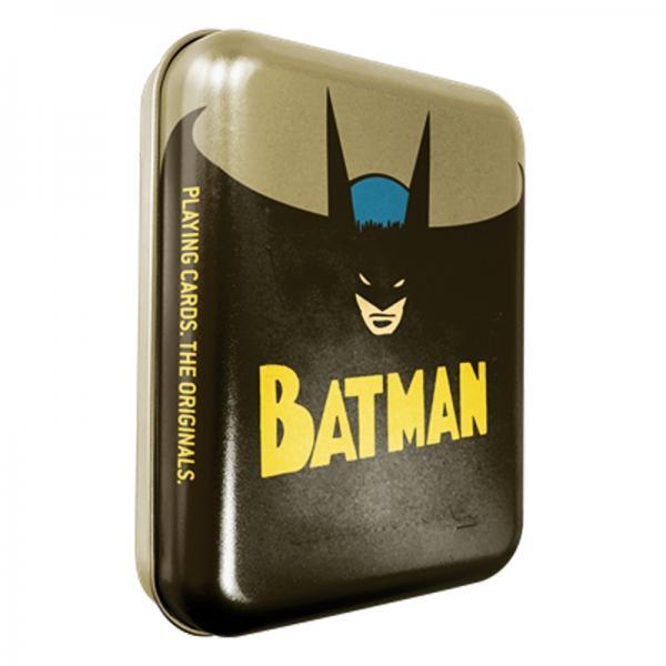 DC Super Heroes - Batman Playing Cards - Tattoo Ti...