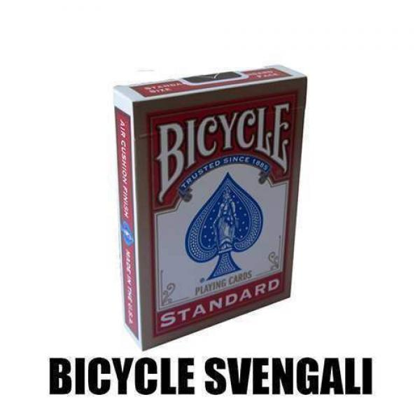 Bicycle Svengali Deck - Red