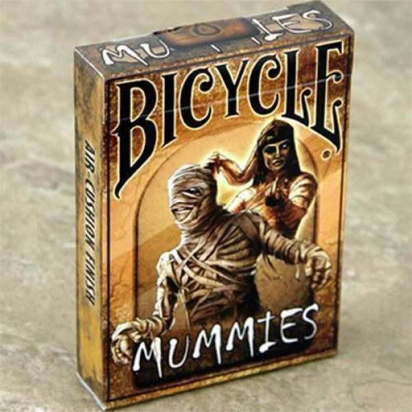 Mazzo di carte Bicycle Mummies Playing Cards by Co...