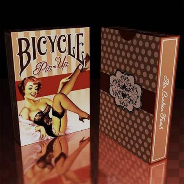 Bicycle Pin-Up Playing Cards by Collectable Playin...
