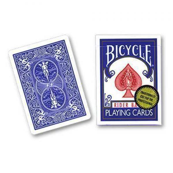 Bicycle Playing Cards (Gold Standard) - Blue back ...
