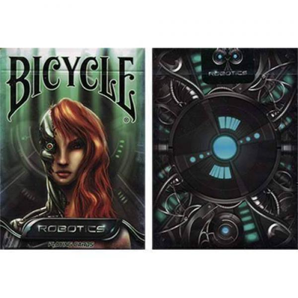 Bicycle Robotics Playing Cards by Collectable Play...