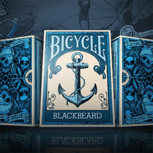 Bicycle Blackbeard Limited Edition Playing Cards b...