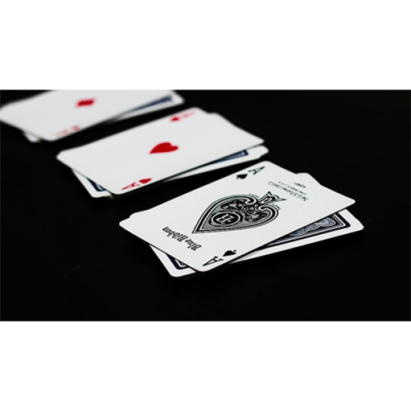 Blue Ribbon Playing Cards (Red)
