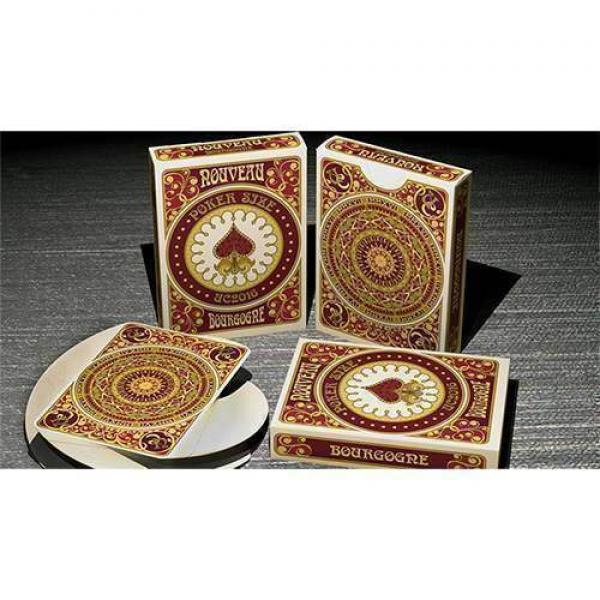Bourgogne Playing Cards - United Cardists 2016 Ann...