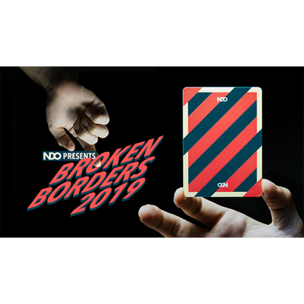 Broken Borders 2019 Playing Cards by The New Deck ...