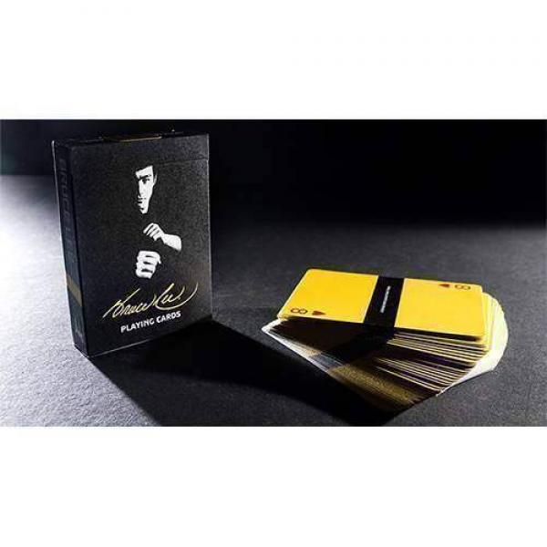 Bruce Lee Playing Cards by Dan and Dave