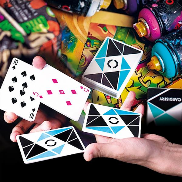 Cardistry Playing Cards - Turquoise