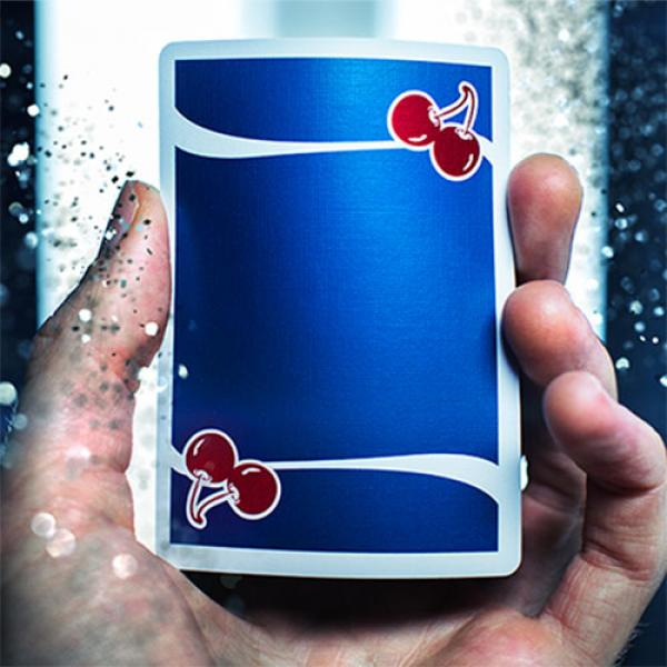 Mazzo di carte Cherry Playing Cards (Tahoe Blue) by Pure Imagination