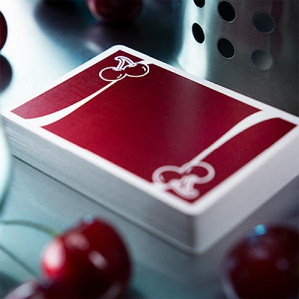 Mazzo di carte Cherry Casino (Reno Red) Playing Cards By Pure Imagination Projects
