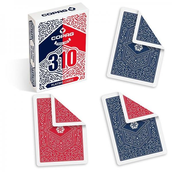 Copag 310 Playing Cards - Slim Line - Double Backe...