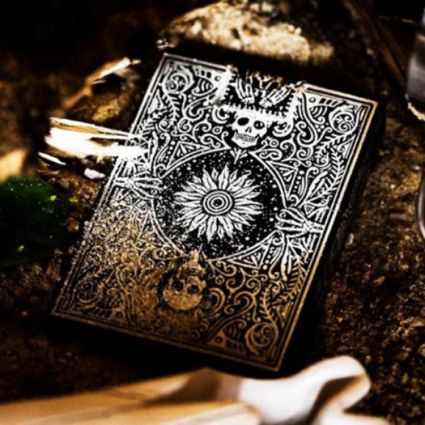 Mazzo di carte Disparos Black Playing Cards by Ellusionist