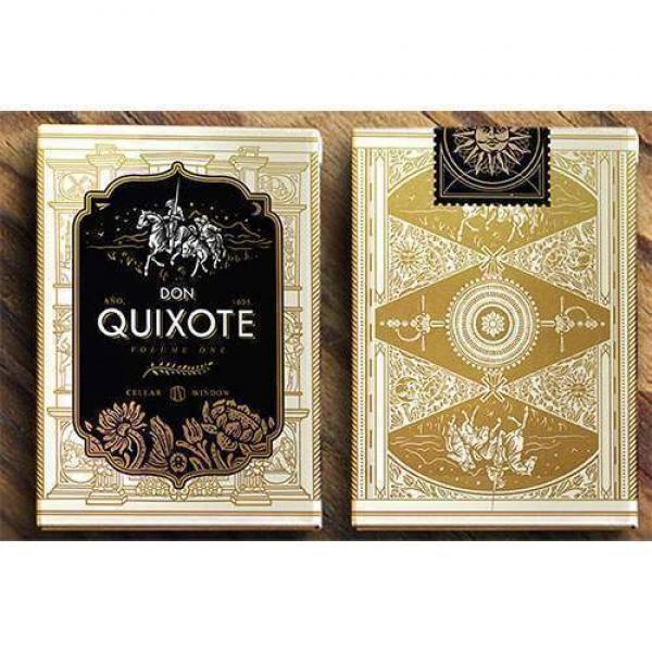 Mazzo di carte Don Quixote Vol. 1 (Don Edition) Pl...