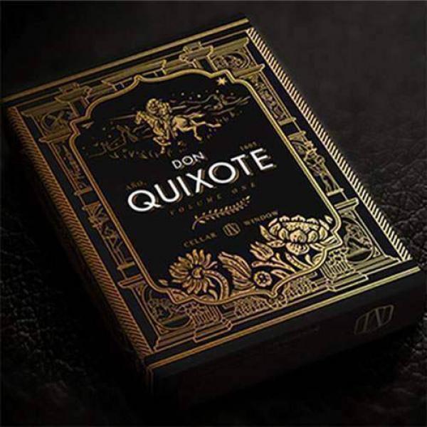 Mazzo di carte Don Quixote Vol. 1 (Hidalgo Edition...