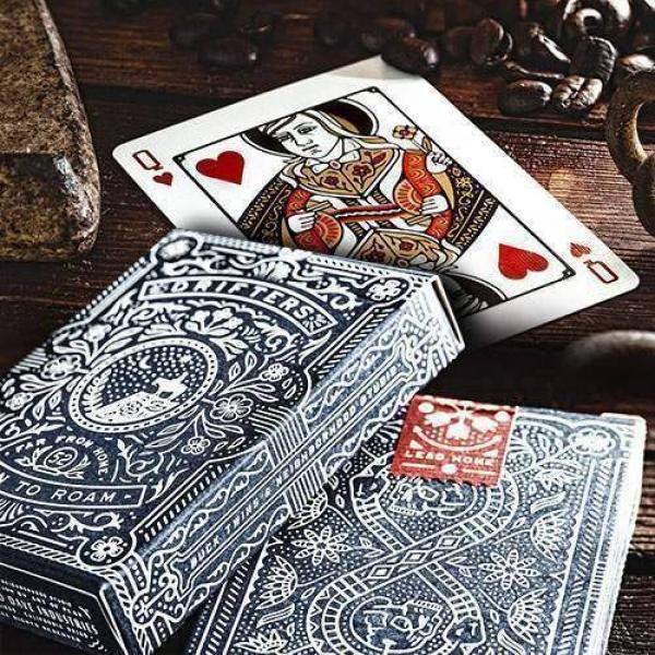 Drifters Playing Cards by Dan and Dave