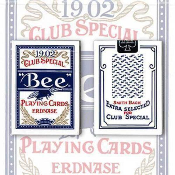 Erdnase 1902 Bee Playing Cards - Blue Smith No. 2 ...