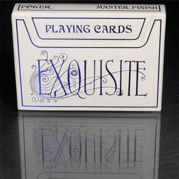 Exquisite Playing Cards (Blue) by Expert Playing C...